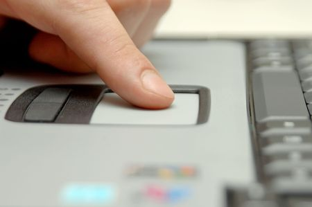 Notebook Touchpad Stock Photo - 634609