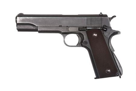 Legendary U.S. Army pistol