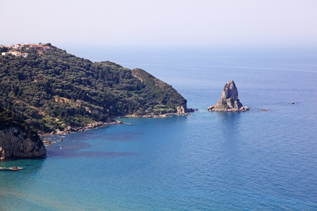 Corfu  Kerkyra  Island landscape  Greece  Stock Photo - 15111156