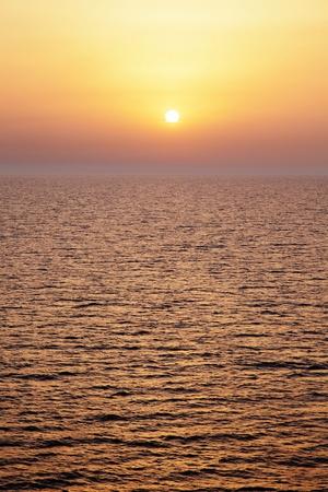 composition vertical: Mediterraneo tramonto. Composizione verticale. Archivio Fotografico
