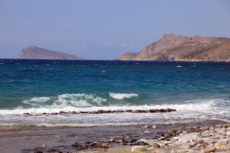 Coast of Crete Island, Greece Stock Photo - 17093802