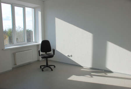 empty business room and chair Stock Photo - 5796266