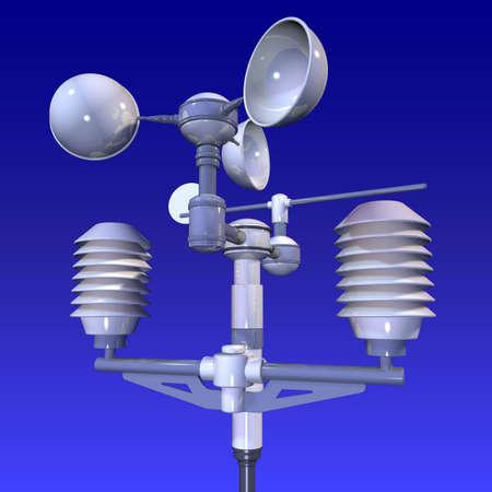 meteorological: meteorological weatherstation