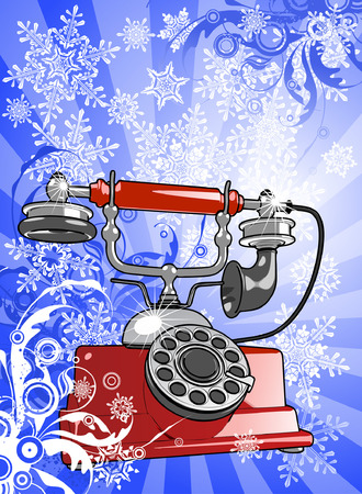 telephony: Santas phone