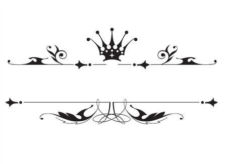 vintage heraldic emblem Stock Vector - 2171612