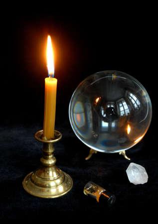 psiquico: A�n as� la vida de los sujetos del mago y la meditaci�n.