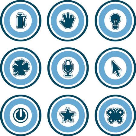 i hope: Design Elements p. 13c - high resolution icons for general use. I hope you enjoy.