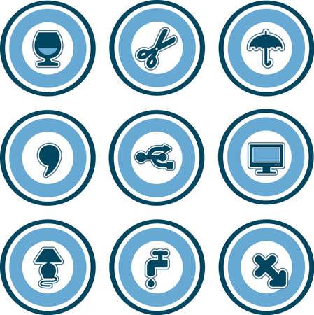 i hope: Design Elements p. 13d - high resolution icons for general use. I hope you enjoy.