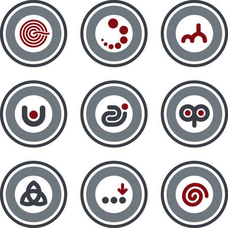 Design Elements p. 10a is a high resolution file (500 x 500 mm @ 300 dpi). I hope you enjoy. Stock Photo