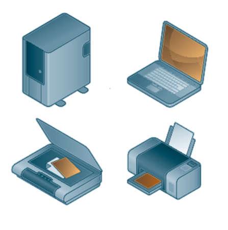 desktop printer: Design Elements 44a