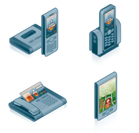 docking: Computer Hardware Icons Set - Design Elements 55f, its specially designed with a web designers in mind to achieve PIN SHARP ICONS ON A SCREEN