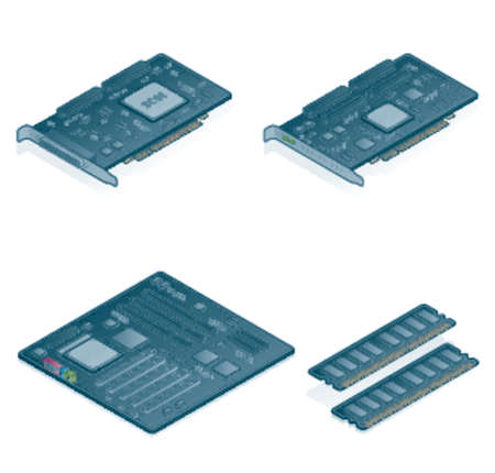 raid: Computer Hardware Icons Set - Design Elements 55n, its specially designed with a web designers in mind to achieve PIN SHARP ICONS ON A SCREEN
