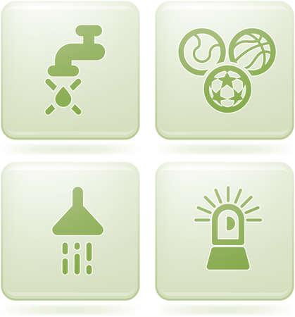 olivine: Olivine 2D Squared Set: Camping