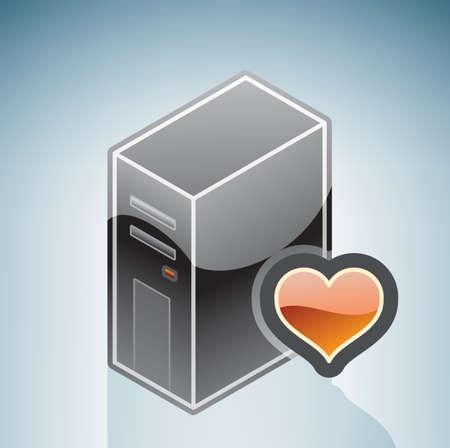 configuration: Favorite Hardware Configuration Illustration