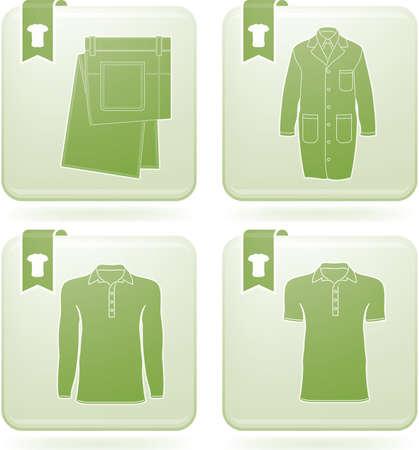 модные значки: