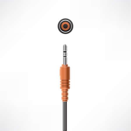 minijack: Microphone Mini-jack plug & socket