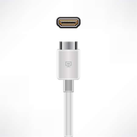 hdmi: HDMI Video plug socket