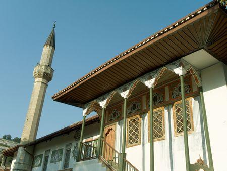 minaret Stock Photo - 769522