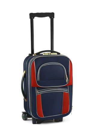 Big travel case isolated on white background Stock Photo - 3283829