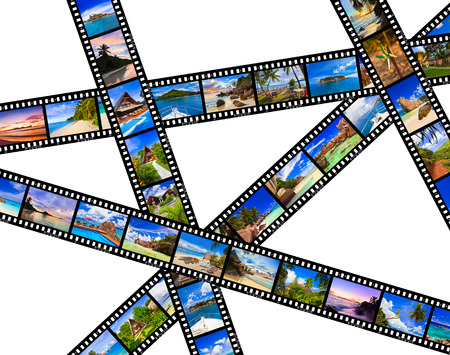 Frames of film - nature and travel  photo