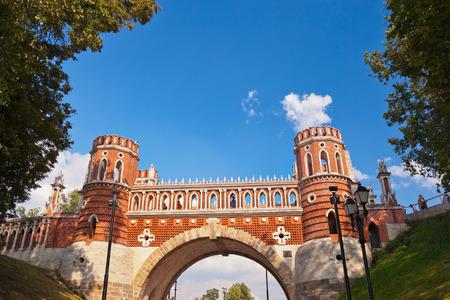 tsaritsino: Tsaritsino palace - Russian museum at Moscow