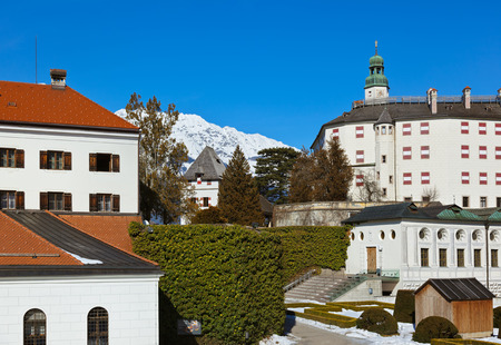 Palace of Ambras (Schloss Ambras) - Innsbruck Austria photo
