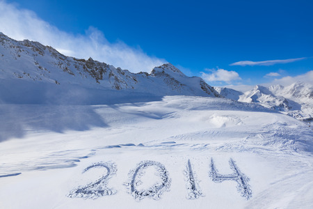 tirol: 2014 on snow at mountains - Hochgurgl Austria - nature and sport