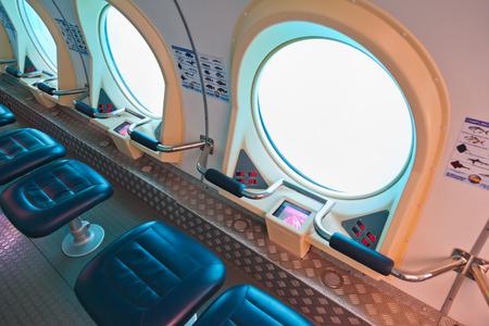 submarino: Submarino en la isla de Tenerife - Canarias España