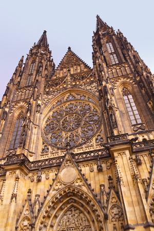 broach: St. Vitus Cathedral - Prague Czech republic