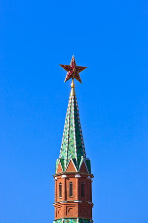 Kremlin in Moscow Russia - architecture background photo