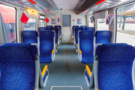 stateroom: Interior of train - transportation travel background