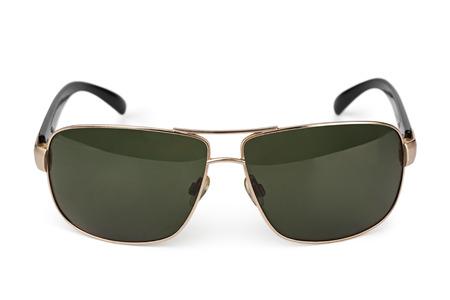 sunglasses isolated: Stylish sunglasses isolated on white background