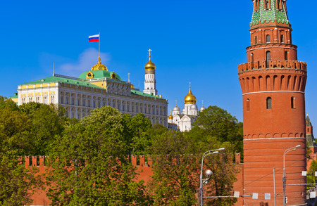 Kremlin in Moscow Russia - architecture  photo