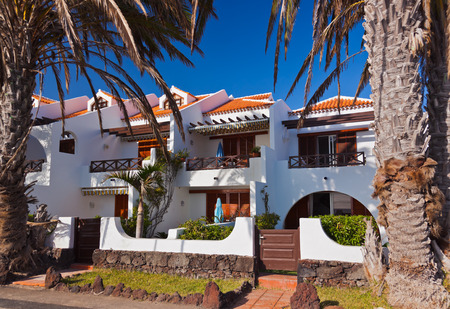 canaries: Architecture at Tenerife island - Canaries vacation