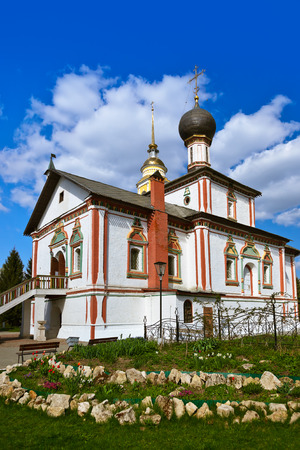 Church in Kolomna Kremlin - Russia - Moscow region photo