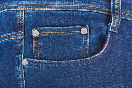 in jeans: Bolsillo en los pantalones vaqueros - la moda de fondo