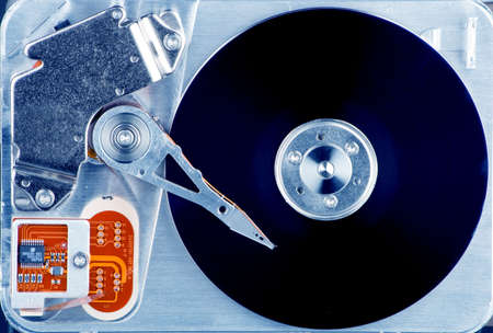 disk Stock Photo