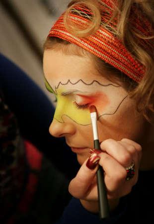 masquerader: Behind the scenes