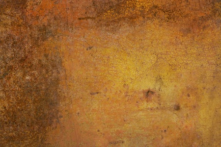 texture of rusty surface Stock Photo - 16818745