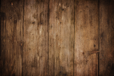 old wood floor: wood texture plank grain background, wooden desk table or floor, old striped timber board Stock Photo