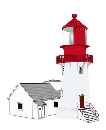 halogen lighting: lighthouse