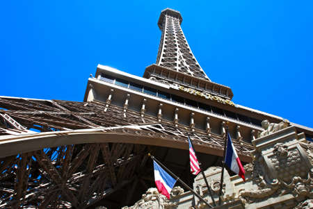 eiffel tower in USA Stock Photo - 5797200