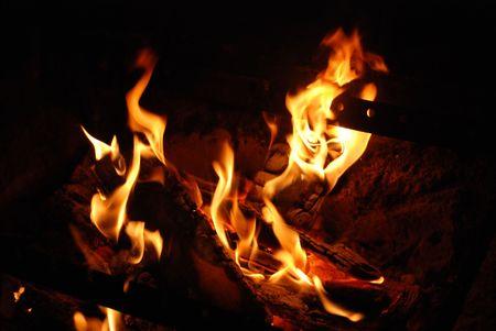 hellish: fire