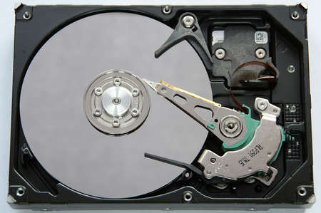Open HDD Stock Photo - 500144