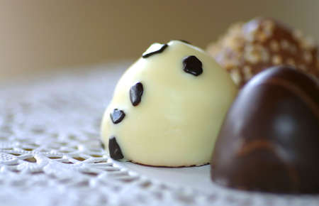 Melt-in-your-mouth chocolates