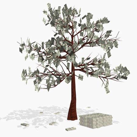 Fantastic monetaria albero