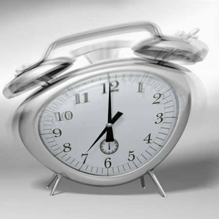 clang: old-fashioned alarm clock