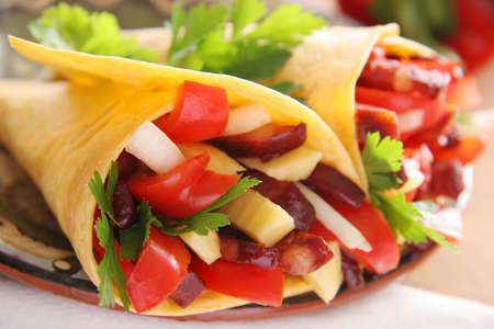 Tortilla. Stock Photo - 597191