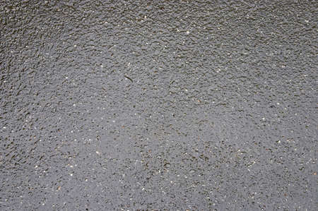 pepples: Wet asphalt