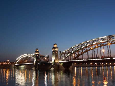Saint-Petersburg. White Nights Stock Photo - 468264